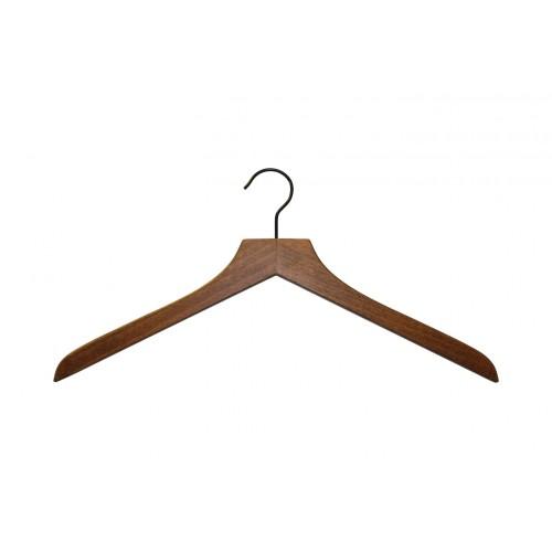 Dark Wood Sustainable Top Hanger