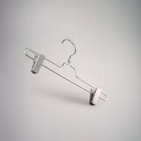 Natural Aluminium Clip Bottom Hanger