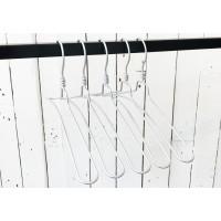 Natural Aluminium Top Clothes Hanger