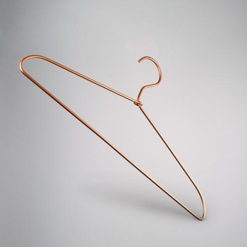 Rose Gold Minimal Top Clothes Hanger