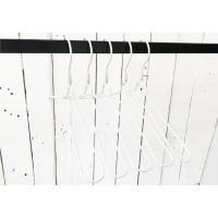 White Aluminium Top Hanger