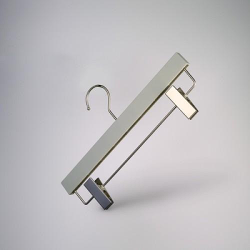 Premium Soft Touch Plastic Clip Hanger