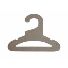 Recycled Card Kids Top and Bar Hanger 23cm